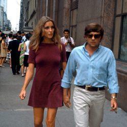 Roman Polanski y Sharon Tate