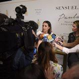 Paula Echevarría habla de su separación de David Bustamante ante la prensa