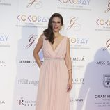 Nuria Fergó en la Global Gift Gala 2017 de Madrid