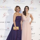 Chenoa y Nuria Fergó en la Global Gift Gala 2017 de Madrid