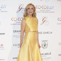 Carmen Lomana en la Global Gift Gala 2017 de Madrid