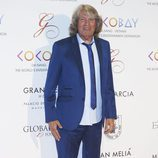 José Merce en la Global Gift Gala 2017 de Madrid