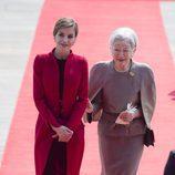La Reina Letizia y la Emperatriz Michiko en su Viaje de Estado a Japón