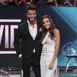 Marco Ferri y Aylen Milla en la semifinal de 'GH VIP5'