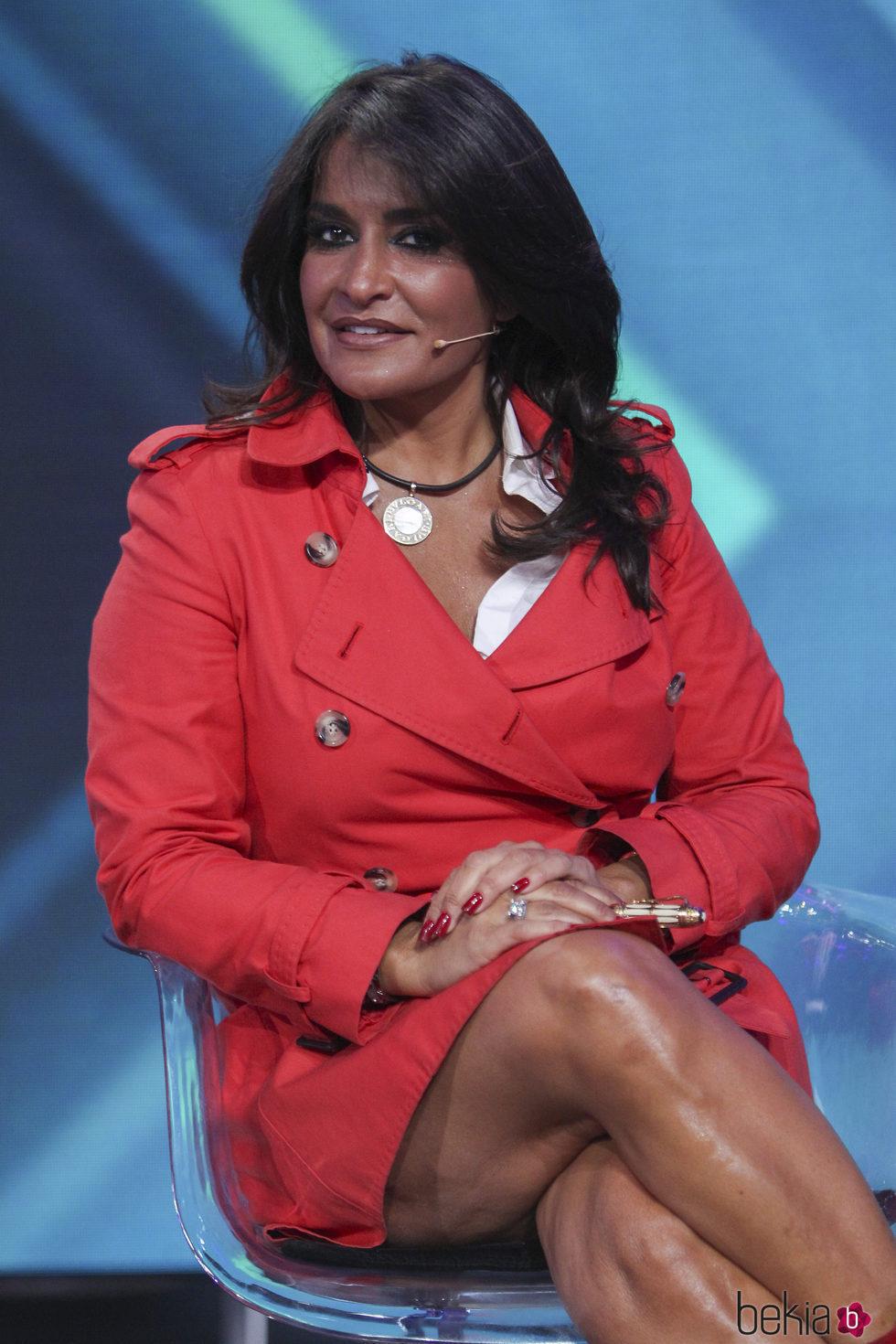 Aída Nizar en la semifinal de 'GH VIP5'