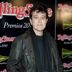 El cantante Manolo García