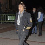 Antonio Carmona en el concierto de Coldplay en Madrid