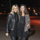 Patricia Cerezo y Nuria Roca en el concierto de Coldplay en Madrid