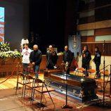 Triste adiós en el funeral de Marco Simoncelli
