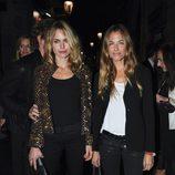 Martina Klein y Verónica Blume en la fiesta Chanel en Barcelona