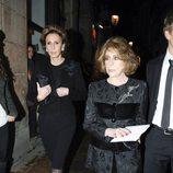 Famosos en la fiesta Chanel de Barcelona