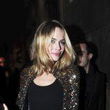 Verónica Blume en la fiesta Chanel en Barcelona