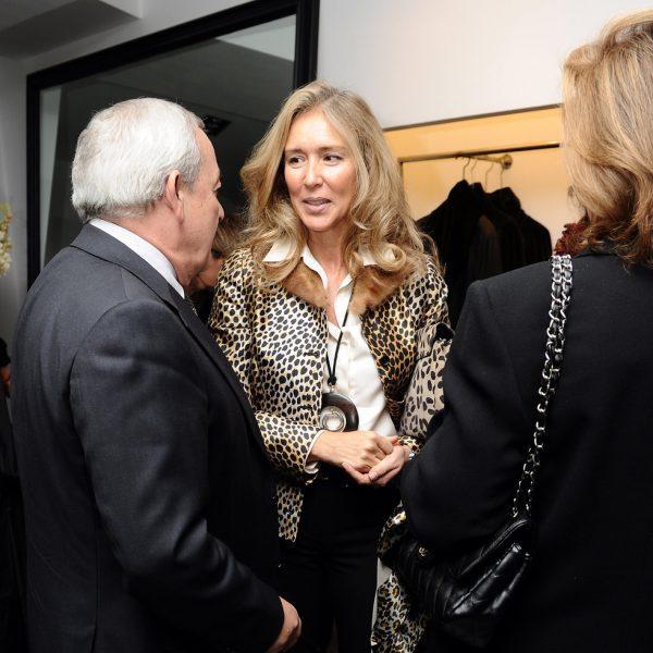 Famosos en la inauguración de la tienda Elena Benarroch en Madrid
