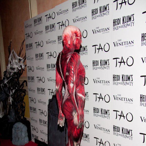 Heidi Klum: difraz de Halloween 2011