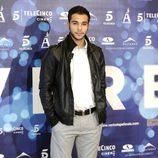 Nasser Saleh en la presentación de 'Verbo'