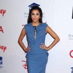 Eva Longoria en una gala benéfica en Los Ángeles