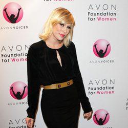 Natasha Bedingfield en los Premios de la Fundación Avon en Nueva York