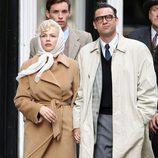Michelle Williams y Dougray Scott en una imagen de 'My week with Marilyn'