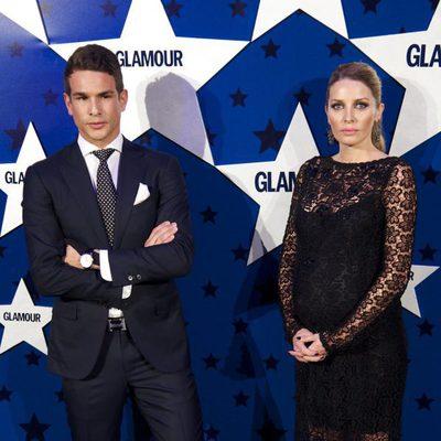 José Mari Manzanares y Rocío Escalona en los Premios Top Glamour 2011