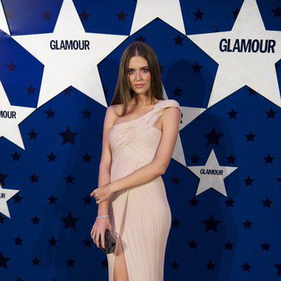 Clara Alonso en los Premios Top Glamour 2011