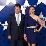 Luis Alfonso de Borbón y Margarita Vargas en los Premios Top Glamour 2011
