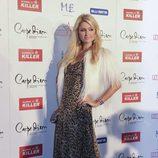 Paris Hilton en Barcelona
