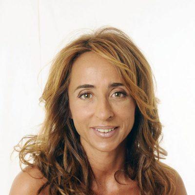 La periodista María Patiño