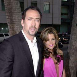 Lisa Marie y Nicolas Cage estuvieron casados 107