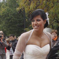 Macarena Pescador, la mujer de Alberto Contador