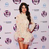 Selena Gomez, espectacular en los MTV EMA 2011