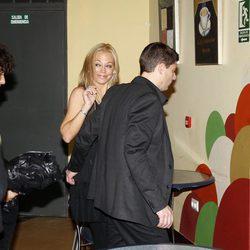 Belén Esteban y Fran Álvarez llegan a Lucena para el homenaje a la co-presentadora