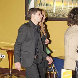 Fran Álvarez acompaña a Belén Esteban a su homenaje de Lucena