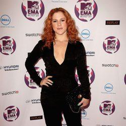 Katy B en los MTV EMA 2011