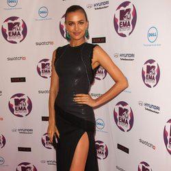 Irina Shayk en los MTV Europe Music Awards 2011