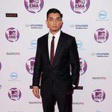 Tim Kash en los MTV Europe Music Awards 2011