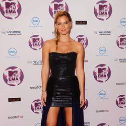 Bar Refaeli en los MTV Europe Music Awards 2011