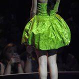 Zapatos fucsia de Selena Gomez en los MTV Europe Music Awards 2011