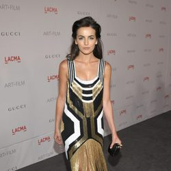 Camilla Belle en la gala homenaje a Clint Eastwood en Los Angeles