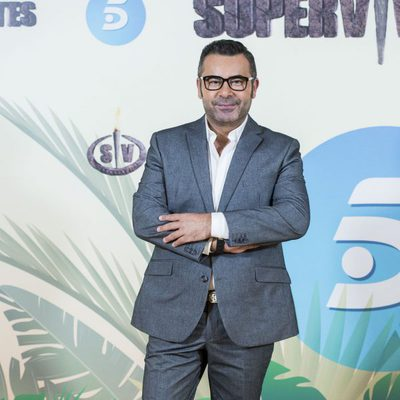 Jorge Javier Vázquez en la presentación de 'Supervivientes 2017'