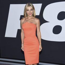 Elsa Pataky en la Premiere de 'Fast & Furious 8' en Nueva York