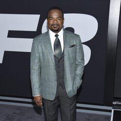 F. Gary Gray en la Premiere de 'Fast & Furious 8' en Nueva York