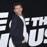 Scott Eastwood en la Premiere de 'Fast & Furious 8' en Nueva York
