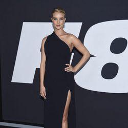 Rosie Huntington-Whiteley  en la Premiere de 'Fast & Furious 8' en Nueva York