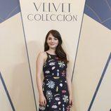 Andrea Duro en la presentación de 'Velvet Colección' en Barcelona