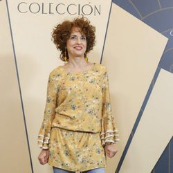 Adriana Ozores en la presentación de 'Velvet Colección' en Barcelona