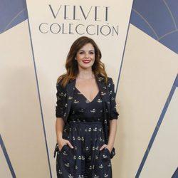 Marta Torné en la presentación de 'Velvet Colección' en Barcelona