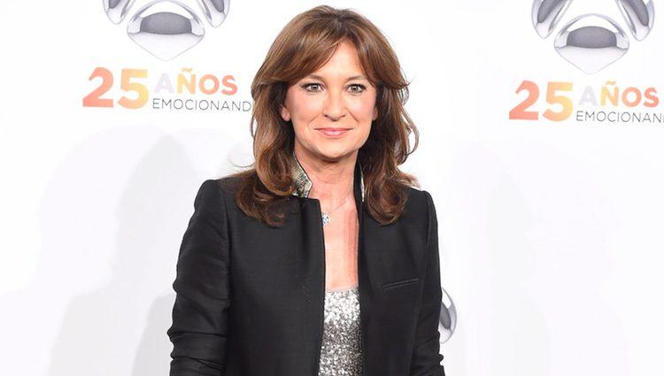 La periodista Patricia Gaztañaga