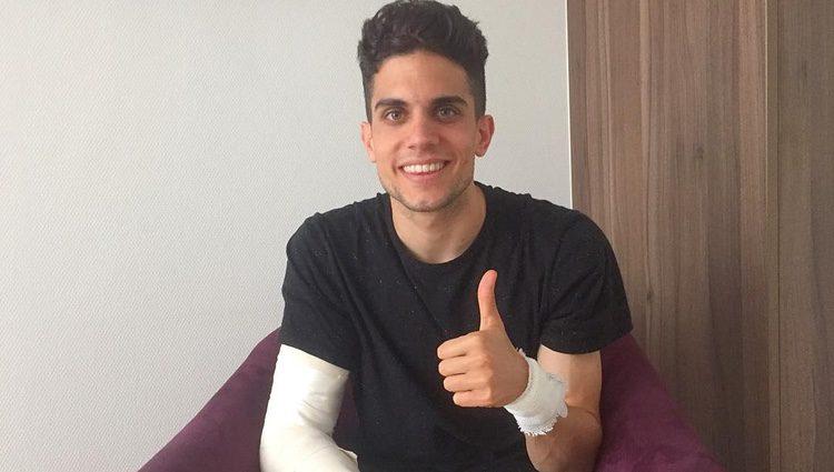 Marc Bartra agradece el apoyo recibido tras las explosiones de Dortmund