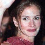 Julia Roberts en la premiere de 'Notting Hill'