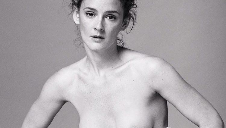 La Sexy Y Reivindicativa Foto De Almudena Cid En Las Redes Bekia